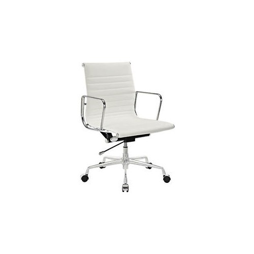 Vitra Eames replica white full leader