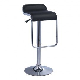 Lem Piston bar stool replica black