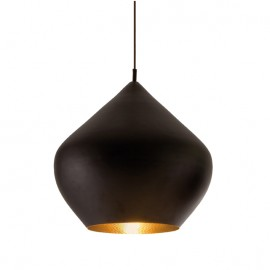 TOM DIXON BEAT SHADE FAT PENDANT LAMP